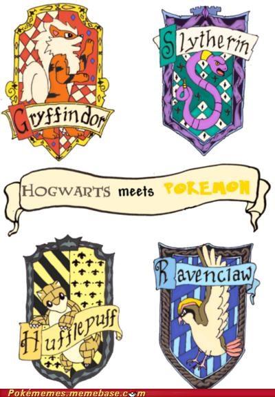 gryffindor Harry Potter Hogwarts house hufflepuff ravenclaw slytherin - 4974833920