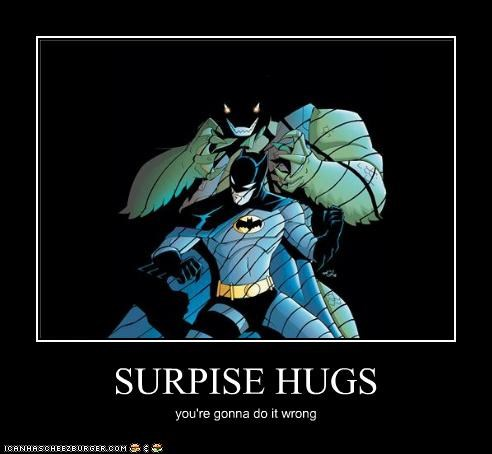 batman croc Super-Lols surprise hugs - 4975059200