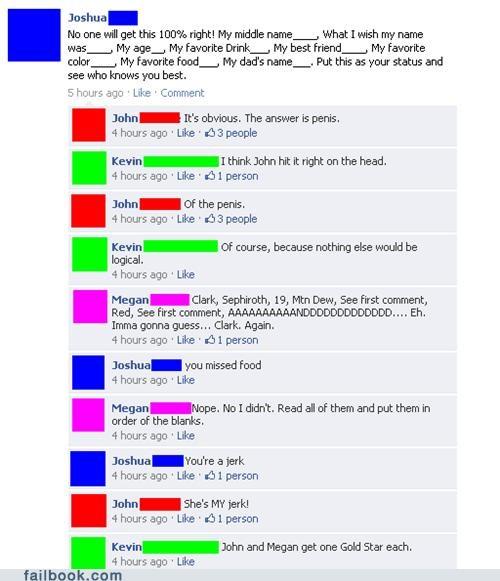 best friends gold star funny fill in the blank dating failbook g rated - 4975356160