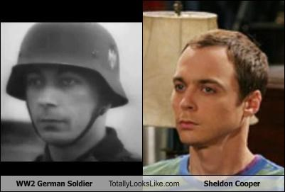 actors Hall of Fame jim parsons Sheldon Cooper soldier world war 2 - 4975664384