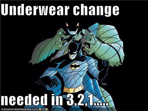 batman depends killer croc Super-Lols undies - 4975990272