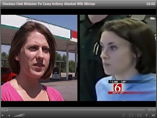 Casey Anthony,Doppelgänger,oklahoma,whats-in-a-face