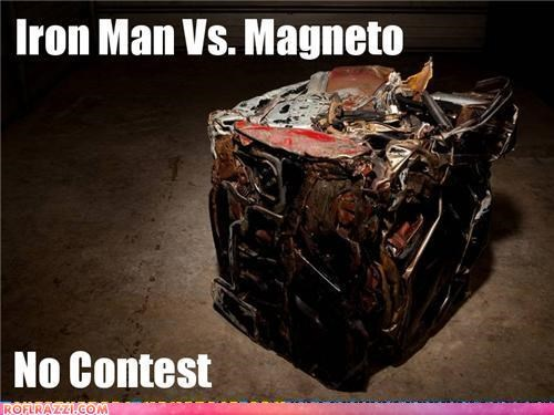 funny,iron man,Magneto