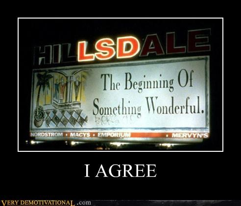 drugs hilarious lsd sign wonderful - 4977047040