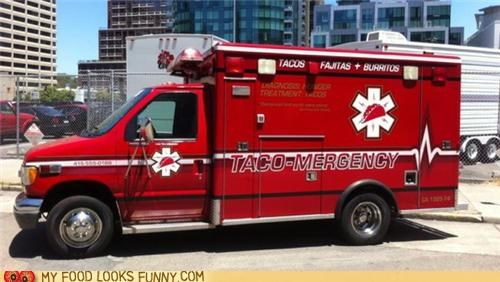 ambulance burritos food truck tacomergency tacos - 4977142784
