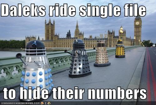 daleks doctor who funny sci fi TV - 4977293312
