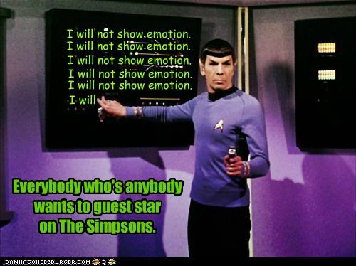 actor celeb funny Leonard Nimoy sci fi Star Trek TV - 4977935360