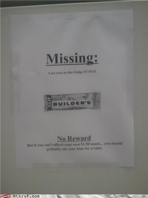 breakroom,missing,raise,theft