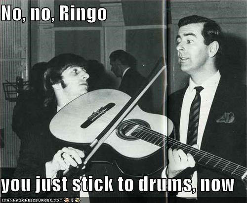 celeb funny Music ringo starr the Beatles - 4978037504