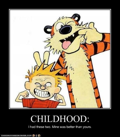 animation art awesome calvin and hobbes demotivational funny - 4981938432
