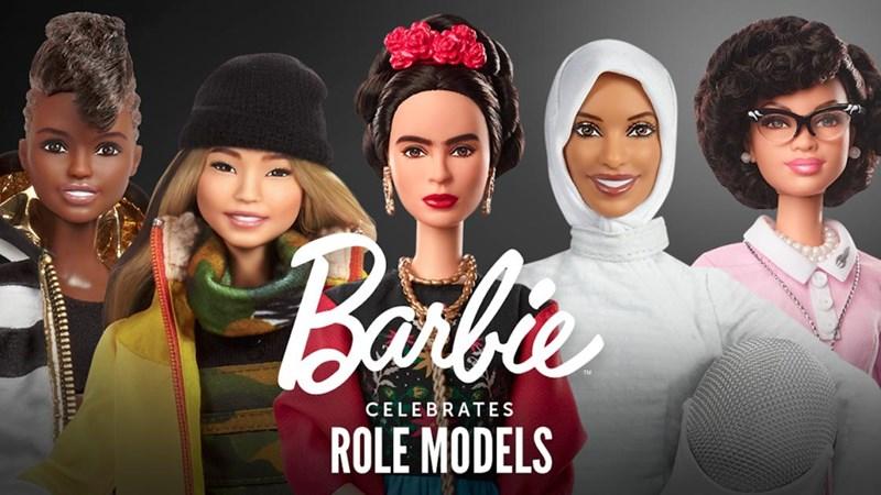 collection Barbie dolls women - 4982021