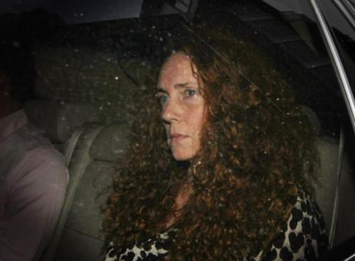 News International News of the World Phone Hacking Scandal Rebekah Brooks Rupert Murdoch - 4983142400