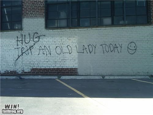 Graffiti Win