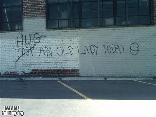 correction graffiti hacked irl - 4984147968