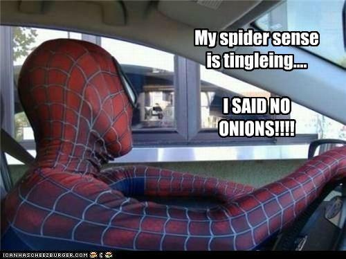 costume spider sense Spider-Man Superhero IRL tingling - 4984407808