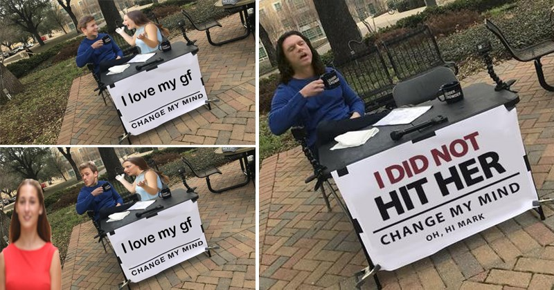 "Funny Steven Crowder ""change my mind"" memes, anime, star wars. 