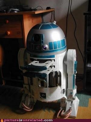 computer droid r2-d2 star wars wtf - 4985546240