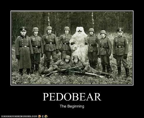 PEDOBEAR The Beginning