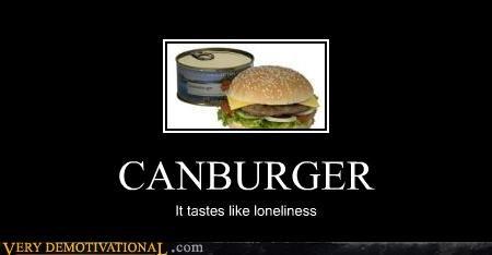 can cheeseburger food hilarious wtf - 4985987072