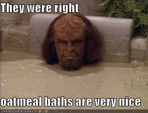 actor celeb funny Michael Dorn sci fi Star Trek - 4986056448