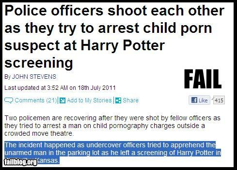 accident,cp,failboat,Harry Potter,innuendo,police,Probably bad News