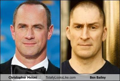 actors ben bailey Christopher Meloni game show hosts