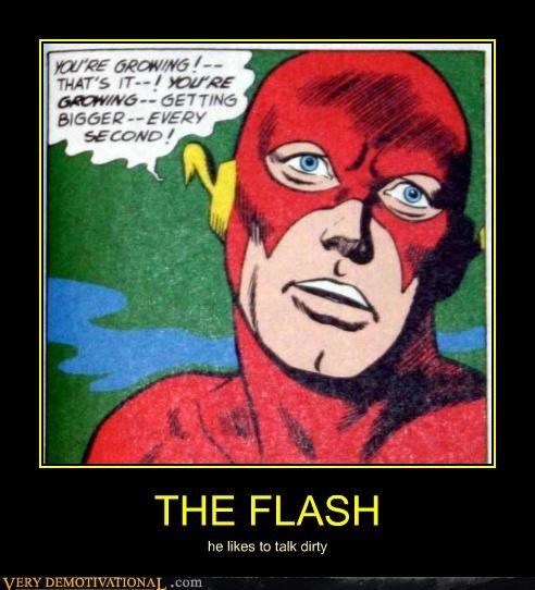 Super-Lols talk dirty the flash wtf - 4986285312