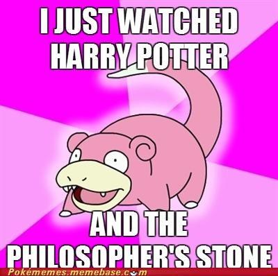 Harry Potter philosophers-stone slowbro - 4986616576