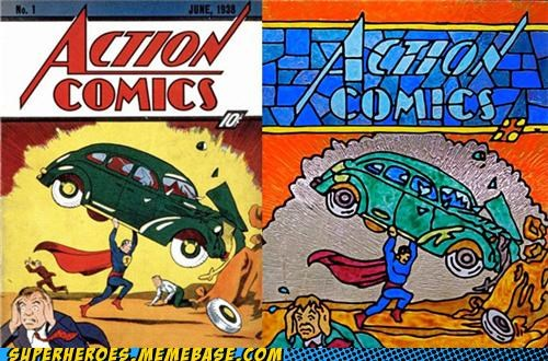 amazing Awesome Art classic comics stained glass - 4986793216