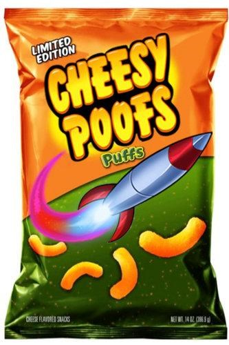 Cheesy Poofs South Park Yeah I Want - 4986815488
