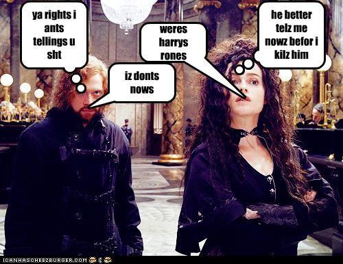 weres harrys rones iz donts nows ya rights i ants tellings u sht he better telz me nowz befor i kilz him