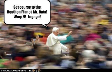political pictures Pope Benedict XVI - 4986998784