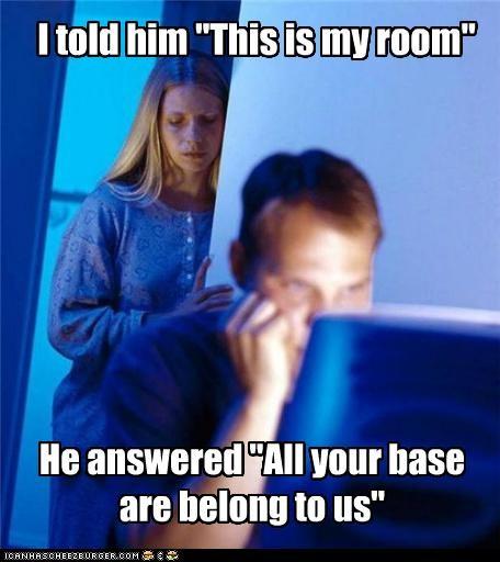 all your base bed Internet Husband memebase - 4987100672