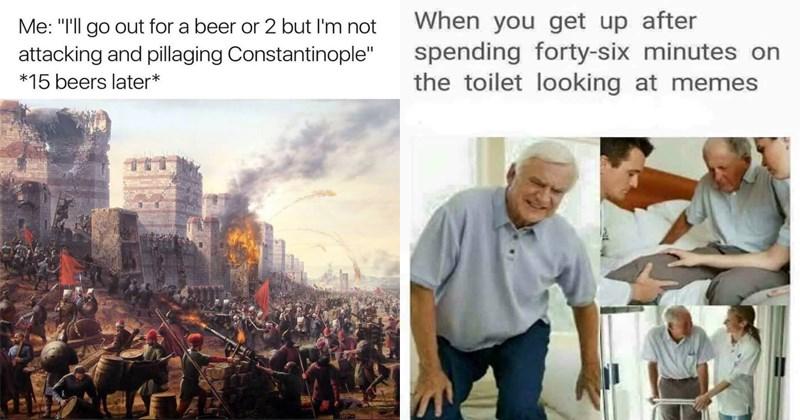 Funny random memes, dank memes, funny memes, spongebob, god, religion, history, art.
