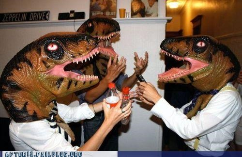 clever girl,costume,Raptor,Terrifying,velociraptor