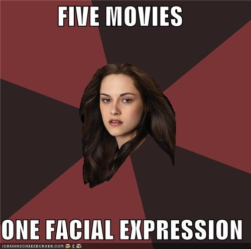bella swan facial expression kristen stewart Memes movies twilight - 4987867648