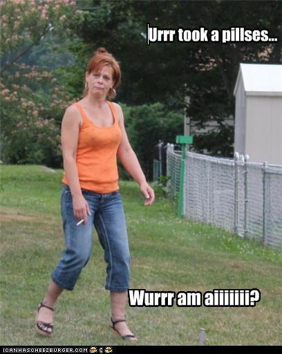 Urrr took a pillses... Wurrr am aiiiiiii?
