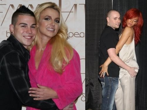 britney spears Compare And Contrast rihanna Sometimes Like Us - 4988554752