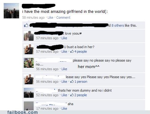 parents on facebook Awkward Moment relationships - 4988964864