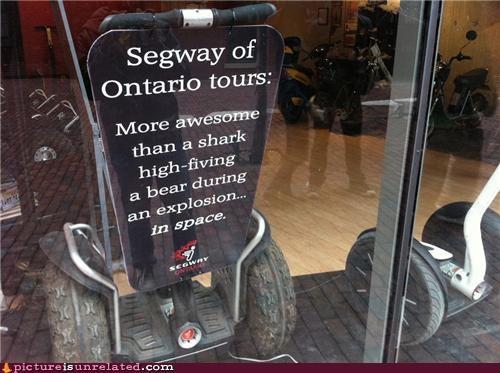 awesome ontario segway tour wtf - 4989316096