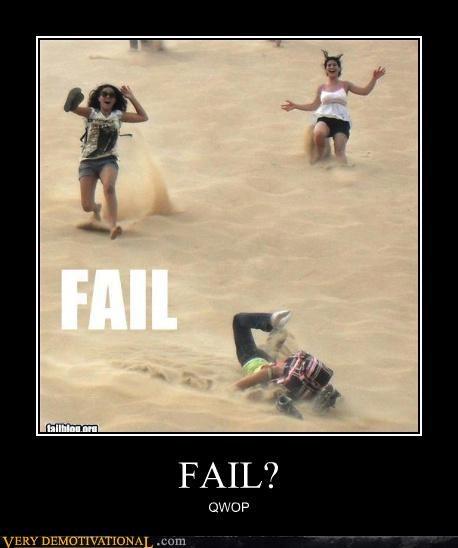 FAIL? QWOP