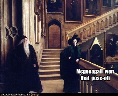 actor celeb Hall of Fame Harry Potter maggie smith Movie richard harris sci fi - 4989887744