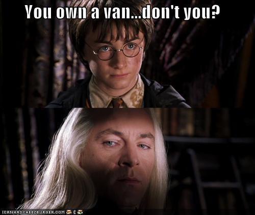 actor celeb Daniel Radcliffe funny Harry Potter Jason Isaacs Movie sci fi - 4989912320