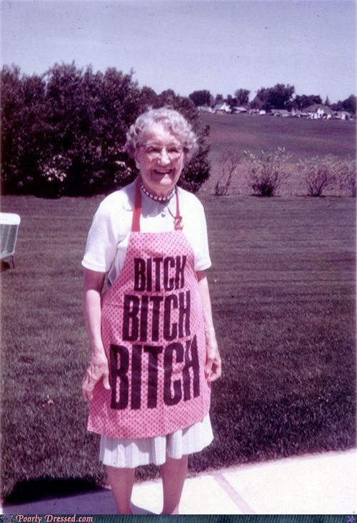 apron,old