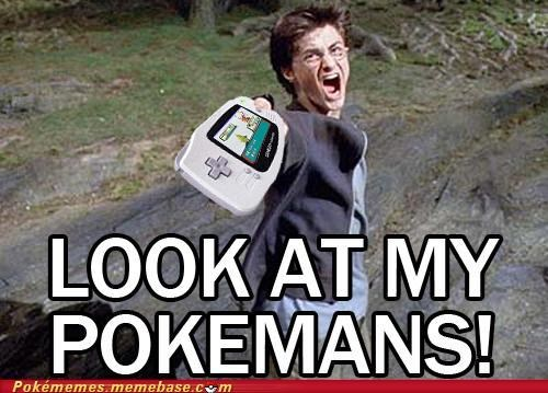 Daniel Radcliffe gameboy Harry Potter Pokémans - 4990898944