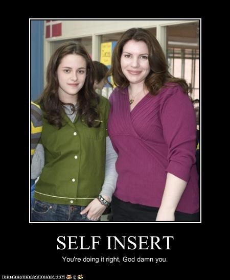actor,celeb,demotivational,funny,kristen stewart,stephanie meyer,twilight
