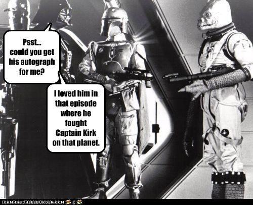 boba fett celeb darth vader funny Movie sci fi star wars - 4991788544