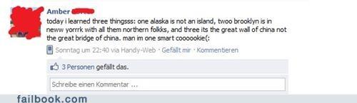 alaska brooklyn stupid people smart cookie geography - 4991825920