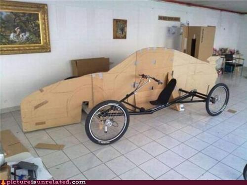 bike car wtf - 4993474560