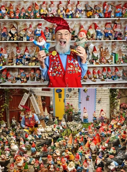 Everybody Needs A Hobby Ron the Gnome - 4993588736
